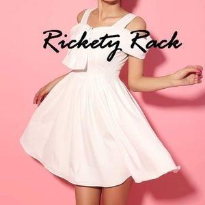♥️ RICKETY RACK ♥️ Cutest Designer Dresses